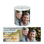 Personalised Money Bank PMB 7204