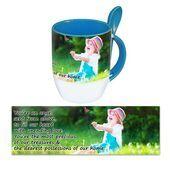 Personalised Pictorial Spoon Mug PP SM 1306
