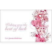 Best Wishes Gift Tag BW GT 0733