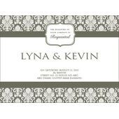 Wedding Invitation Card WIC 7883