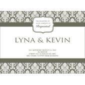 Wedding Invitation Card WIC 7883