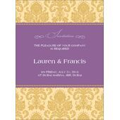 Wedding Invitation Card WIC 7884