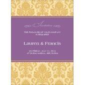 Wedding Invitation Card WIC 7884