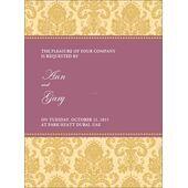Wedding Invitation Card WIC 7885