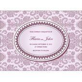 Wedding Invitation Card WIC 7888