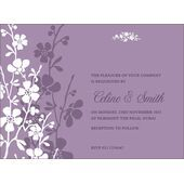 Wedding Invitation Card WIC 7889