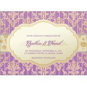 Wedding Invitation Card WIC 7890