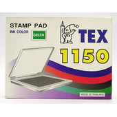 Tex 1150 Stamp Pad Coloured Assorted
