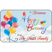 Personalised Gift Labels ST PGL 0004