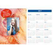 Poster Calendar Single Picture PCS 003