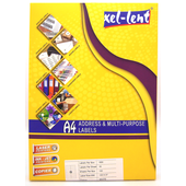 Xel-lent Address & Multi-purpose Labels 162 labels