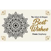 Laser Cut Gift Tags D 285