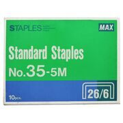 MAX Standard Staples NO.35-5M