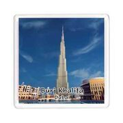 Ajooba Dubai Souvenir Magnet Burj Khalifa 0060
