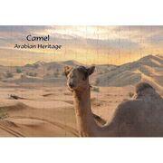 Ajooba Dubai Souvenir Puzzle Camel Arabian Heritage MCA 0001