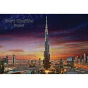 Ajooba Dubai Souvenir Puzzle Burj Khalifa 0057