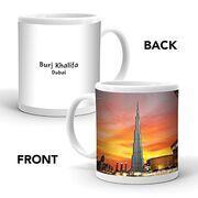 Ajooba Dubai Souvenir Mug Burj Khalifa 0008