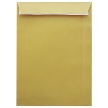 A4 envelopes brown