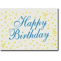 Happy Birthday Corporate Card HBCC 1104