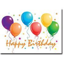 Happy Birthday Corporate Card HBCC 1110