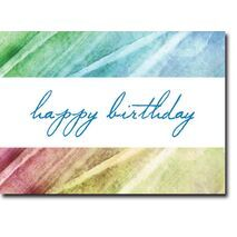 Happy Birthday Corporate Card HBCC 1113