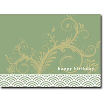 Happy Birthday Corporate Card HBCC 1115