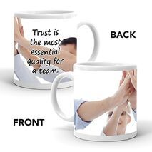 Ajooba Dubai Trust Teamwork Mug 1006