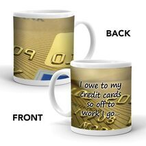 Ajooba Dubai Motivation Mug 2337