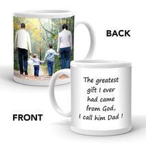 Ajooba Dubai Dad Love Mug 2353