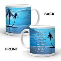 Ajooba Dubai Motivation Mug 2354