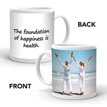 Ajooba Dubai Health Happiness Mug 6217