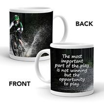 Ajooba Dubai Sport Determination Mug 6715