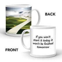 Ajooba Dubai Motivation Mug 7688
