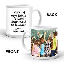Ajooba Dubai Education Learning Mug 8516