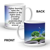 Ajooba Dubai Education Learning Mug 8518