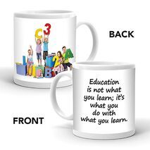 Ajooba Dubai Education Mug 8523