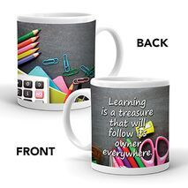 Ajooba Dubai Education Learning Mug 8528