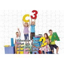 Ajooba Dubai Education Puzzle 8523