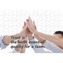 Ajooba Dubai Trust Teamwork Puzzle 1006