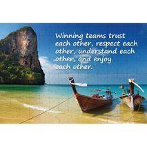 Ajooba Dubai Teamwork Puzzle 1015