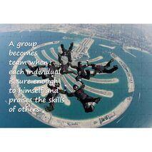 Ajooba Dubai Teamwork Puzzle 1020