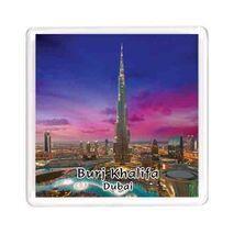 Ajooba Dubai Souvenir Magnet Burj Khalifa 0051