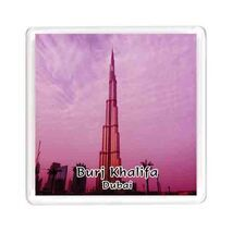 Ajooba Dubai Souvenir Magnet Burj Khalifa 0064