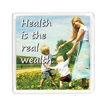 Ajooba Dubai Health Magnet 6205