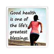 Ajooba Dubai Health Magnet 6206