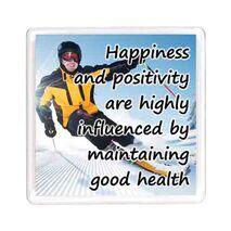 Ajooba Dubai Health Positivity Magnet 6209