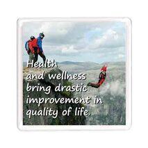 Ajooba Dubai Health Wellness Magnet 6210