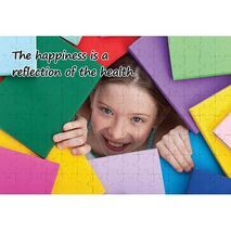Ajooba Dubai Health Happiness Puzzle 6204