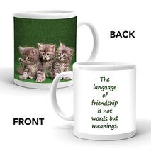 Ajooba Dubai Friendship Mug 9131