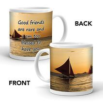 Ajooba Dubai Friendship Mug 9142